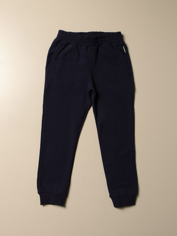 Pants Australian: Australian cotton jogging trousers blue 1