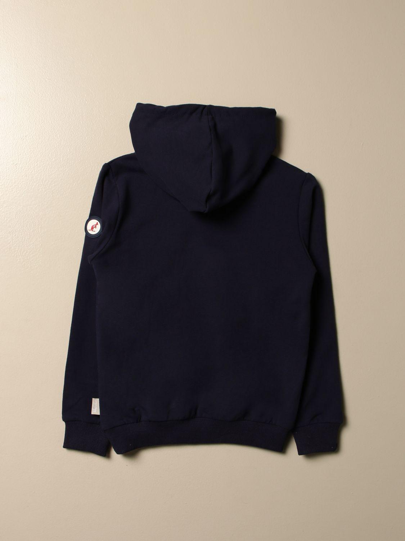 Sweater Australian: Australian hooded sweatshirt with logo blue 2