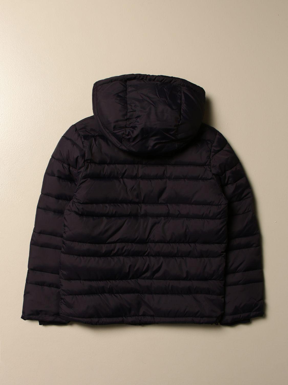 Jacket Australian: Australian down jacket with hood blue 2