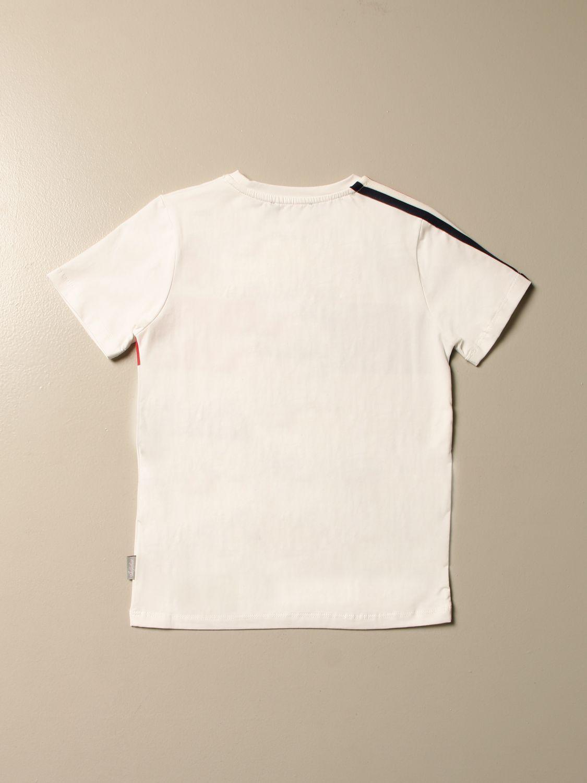 Camiseta Australian: Camiseta niños Australian blanco 2
