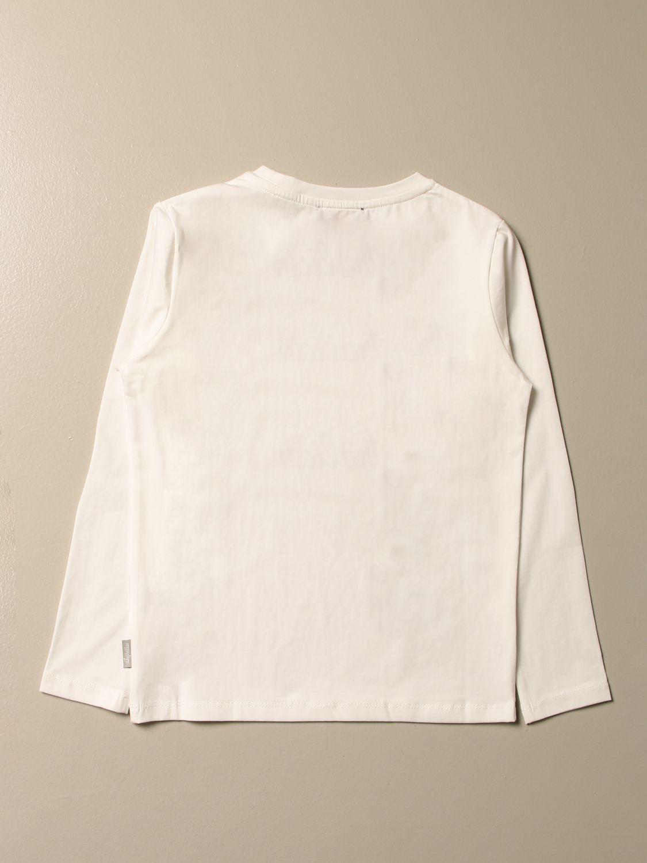 T-shirt Australian: T-shirt enfant Australian blanc 2