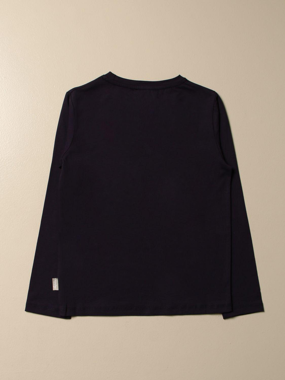Camiseta Australian: Camiseta niños Australian azul oscuro 2