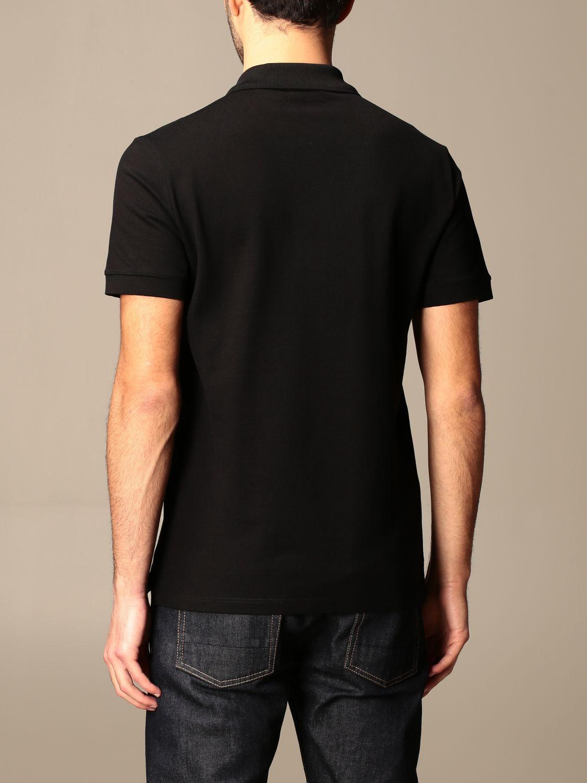 T-shirt Alexander Mcqueen: T-shirt men Alexander Mcqueen black 3