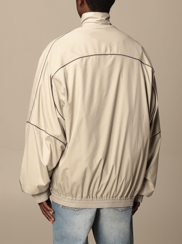 Sweatshirt Balenciaga: Over Balenciaga sweatshirt with zip 3