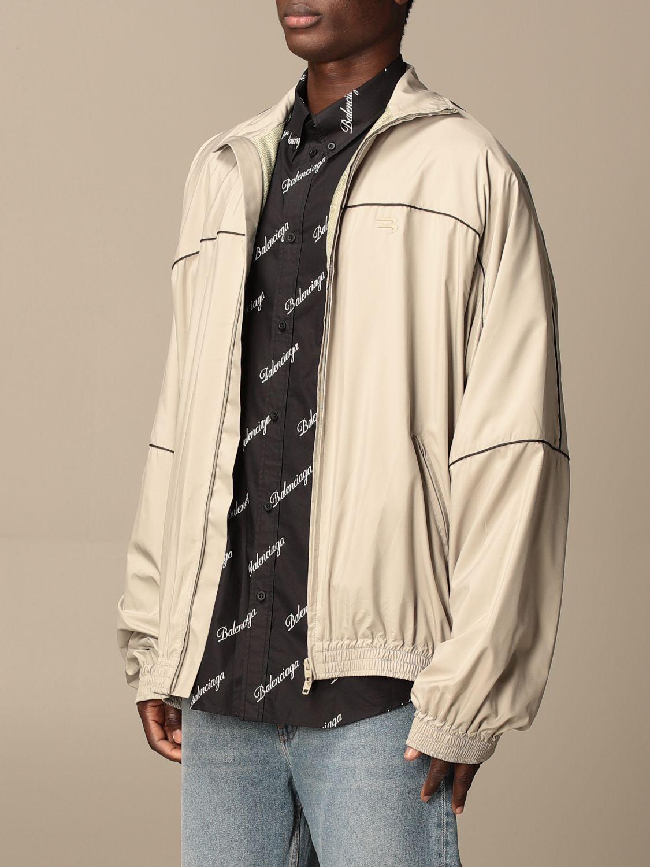 Sweatshirt Balenciaga: Over Balenciaga sweatshirt with zip 4