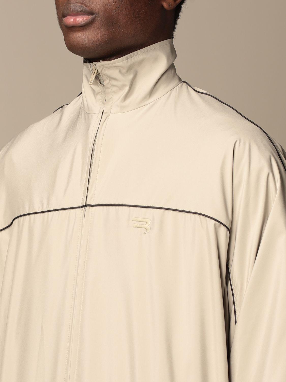 Sweatshirt Balenciaga: Over Balenciaga sweatshirt with zip 5