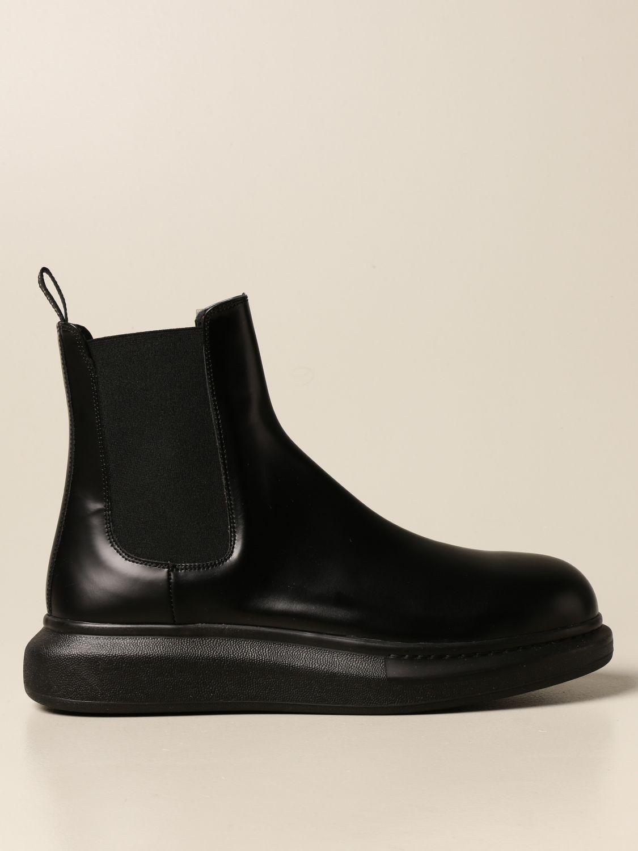 Boots Alexander Mcqueen: Boots men Alexander Mcqueen black 1