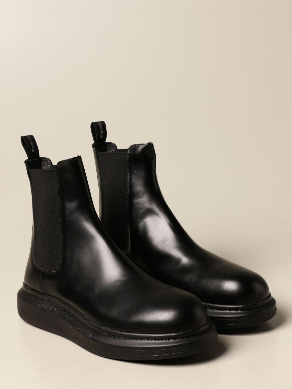 Boots Alexander Mcqueen: Boots men Alexander Mcqueen black 2