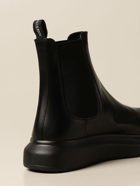 Boots Alexander Mcqueen: Boots men Alexander Mcqueen black 3