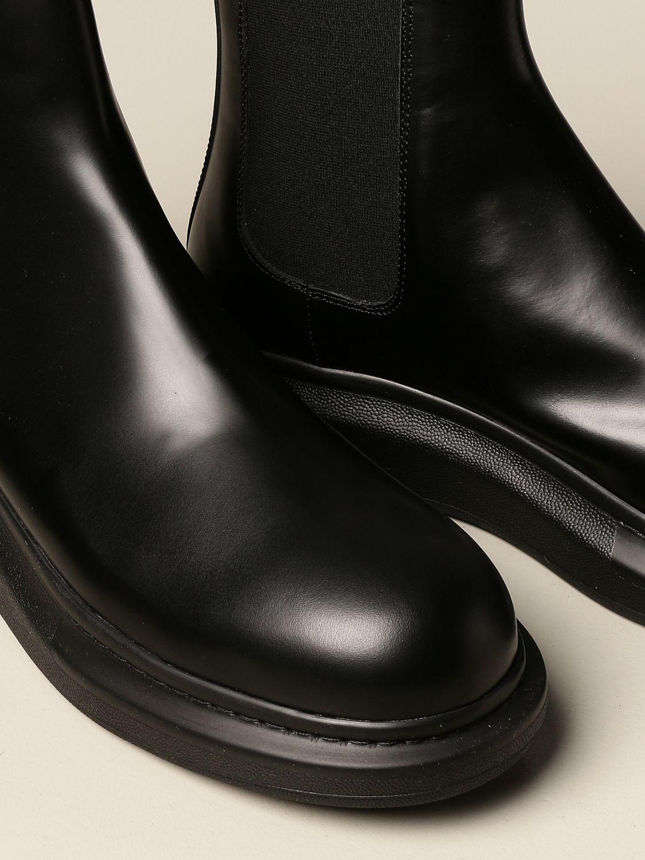 Boots Alexander Mcqueen: Boots men Alexander Mcqueen black 4