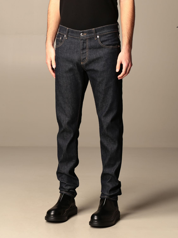 Trousers Alexander Mcqueen: Trousers men Alexander Mcqueen blue 4