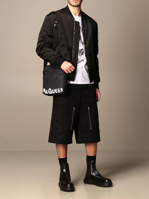 Trousers Alexander Mcqueen: Trousers men Alexander Mcqueen black 2