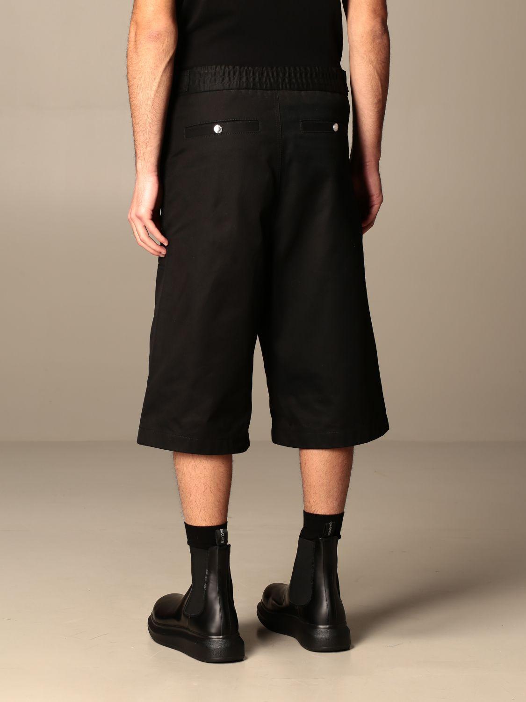 Trousers Alexander Mcqueen: Trousers men Alexander Mcqueen black 3