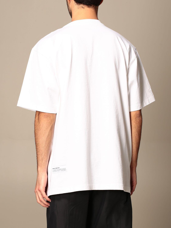 Camiseta Heron Preston: Camiseta hombre Heron Preston blanco 3