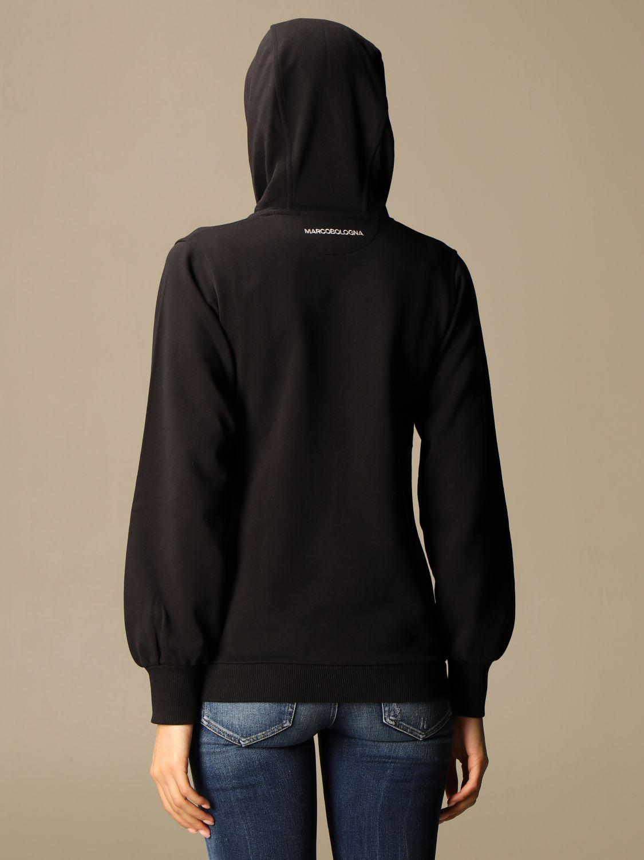卫衣 Marco Bologna: 卫衣 女士 Marco Bologna 黑色 2