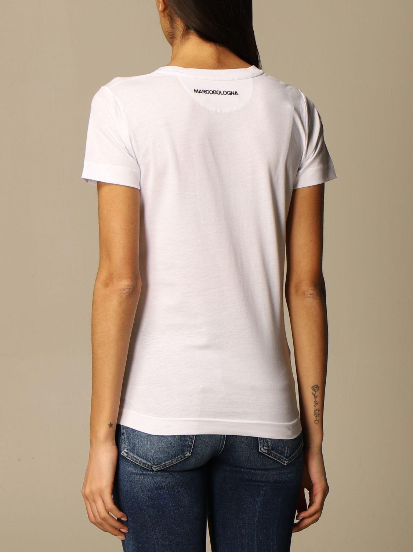 T恤 Marco Bologna: T恤 女士 Marco Bologna 白色 2