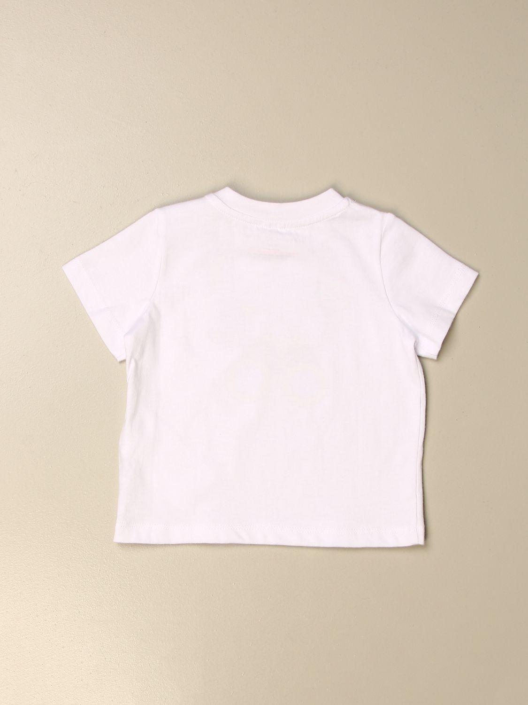 T-shirt Stella Mccartney: Stella McCartney T-shirt with front print white 2