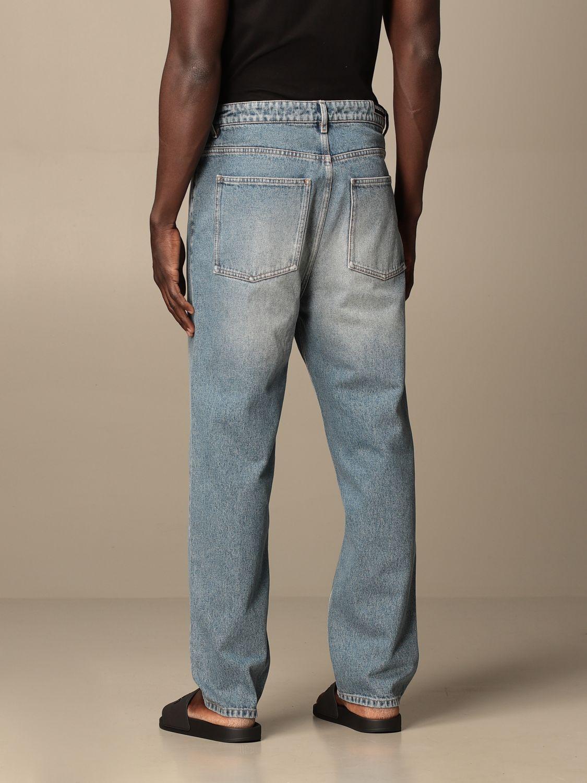 Pantalon Balenciaga: Pantalon homme Balenciaga denim 3