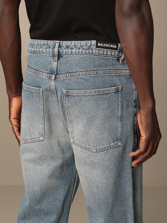 Pantalon Balenciaga: Pantalon homme Balenciaga denim 5