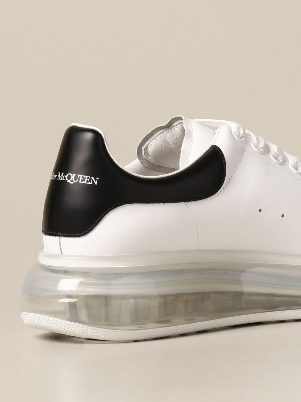 Sneakers Alexander Mcqueen: Sneakers Alexander McQueen in pelle bianco 3