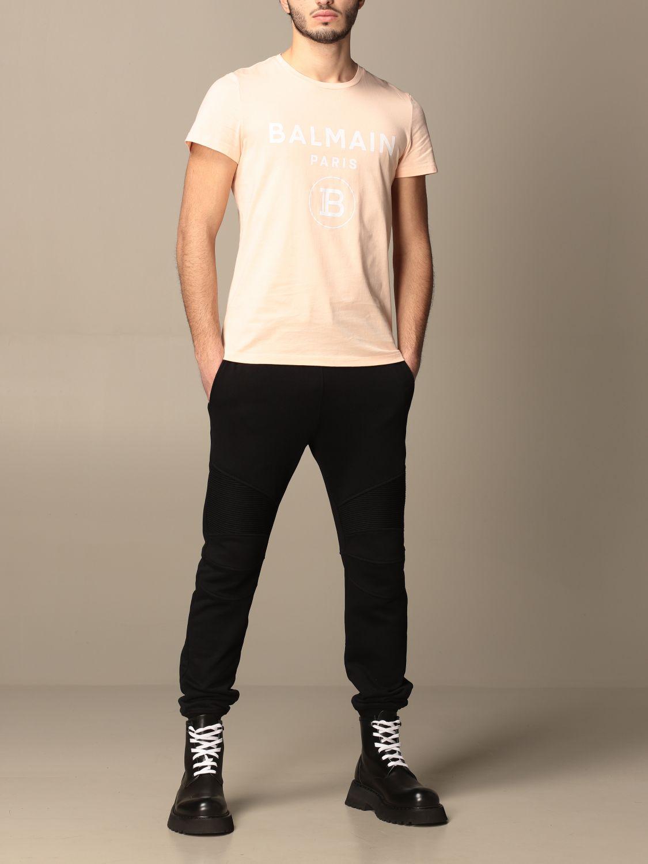 Pantalon Balmain: Pantalon homme Balmain noir 2