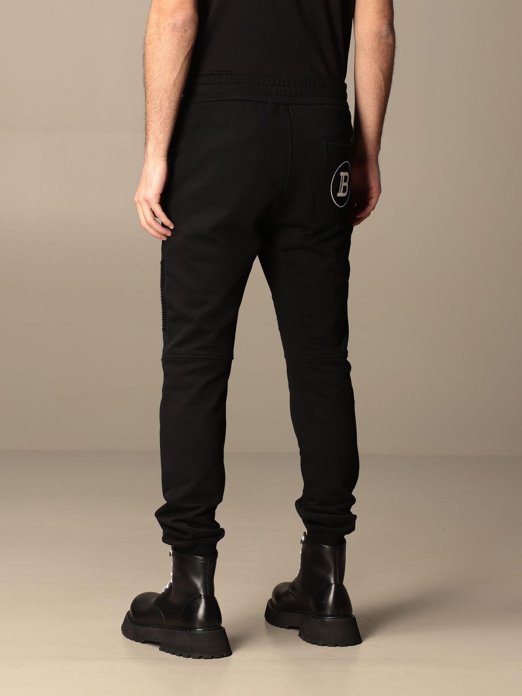 Pantalon Balmain: Pantalon homme Balmain noir 3