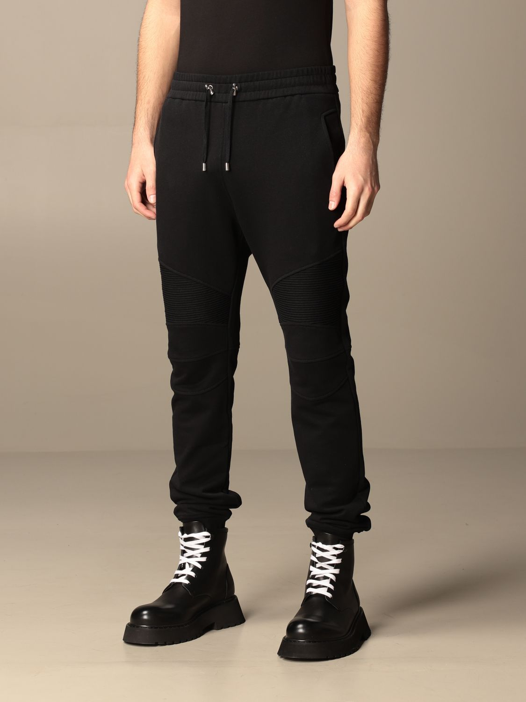 Pantalon Balmain: Pantalon homme Balmain noir 4