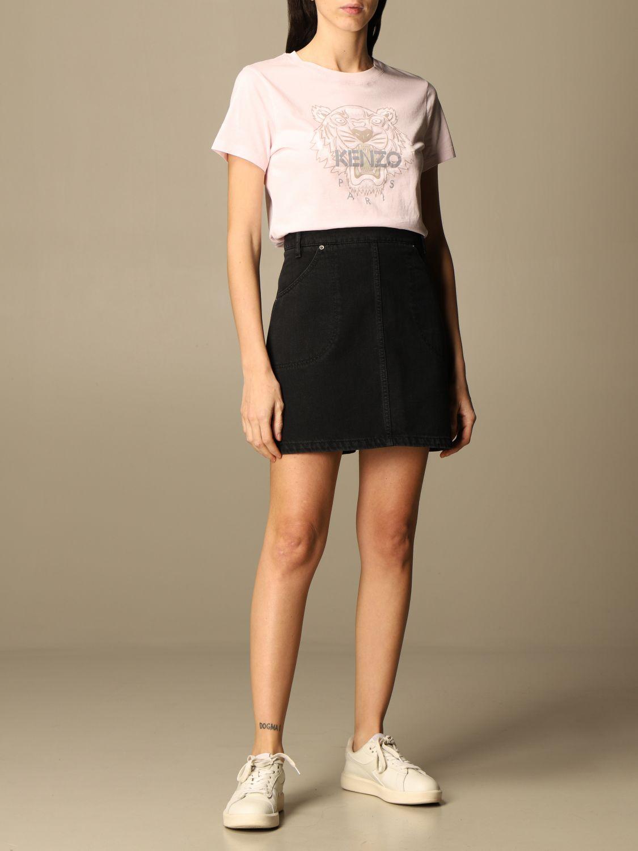 T-Shirt Kenzo: T-shirt damen Kenzo pink 2