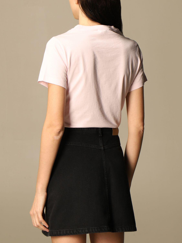T-Shirt Kenzo: T-shirt damen Kenzo pink 3