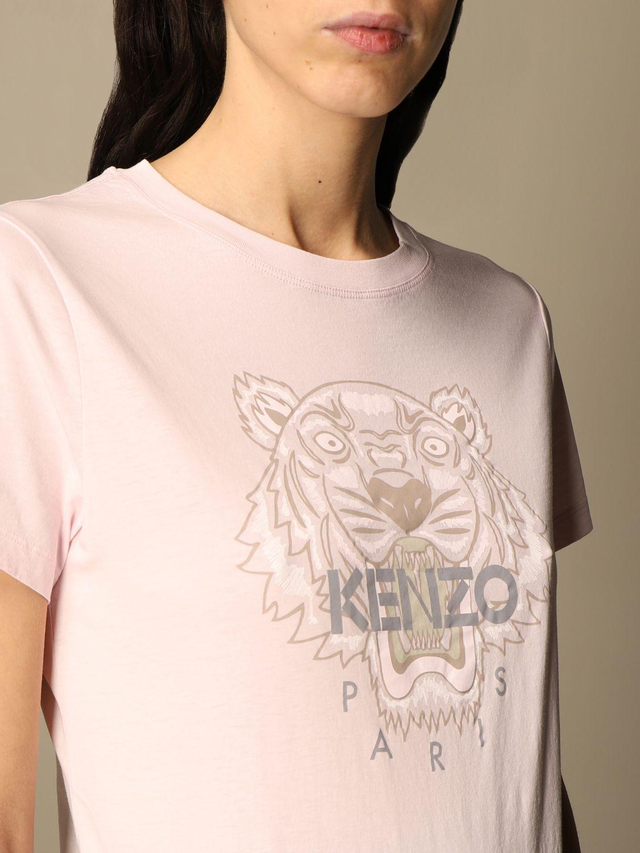 T-Shirt Kenzo: T-shirt damen Kenzo pink 5