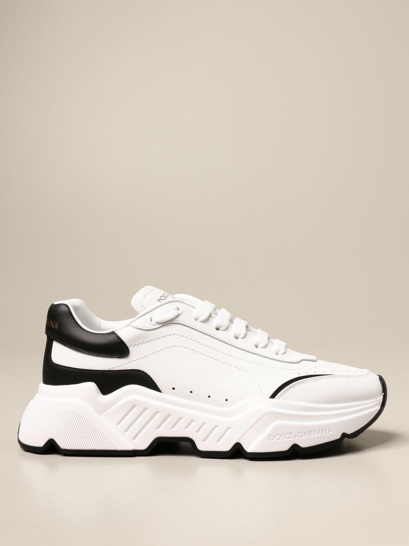 Zapatillas Dolce & Gabbana: Zapatillas hombre Dolce & Gabbana blanco 1