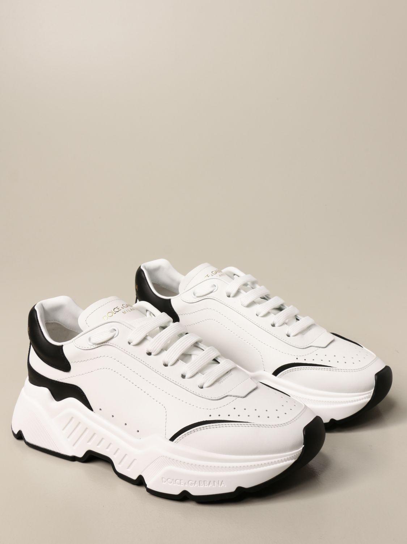 Zapatillas Dolce & Gabbana: Zapatillas hombre Dolce & Gabbana blanco 2