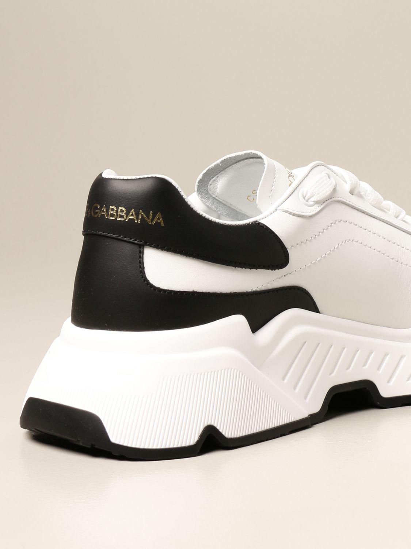Zapatillas Dolce & Gabbana: Zapatillas hombre Dolce & Gabbana blanco 3