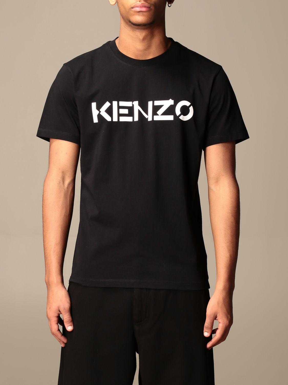 T-shirt Kenzo: T-shirt men Kenzo black 1