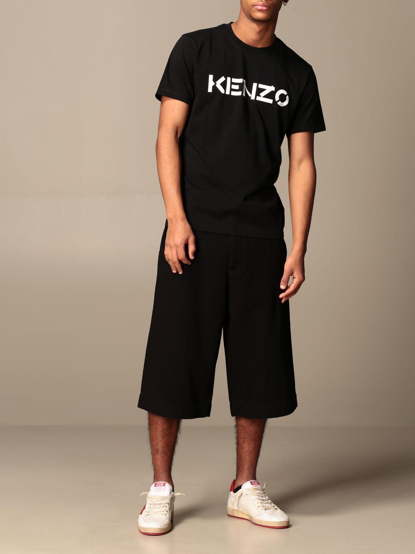 T-shirt Kenzo: T-shirt men Kenzo black 2