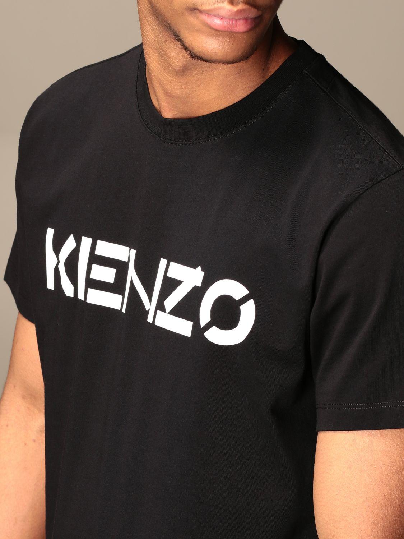 T-shirt Kenzo: T-shirt men Kenzo black 4