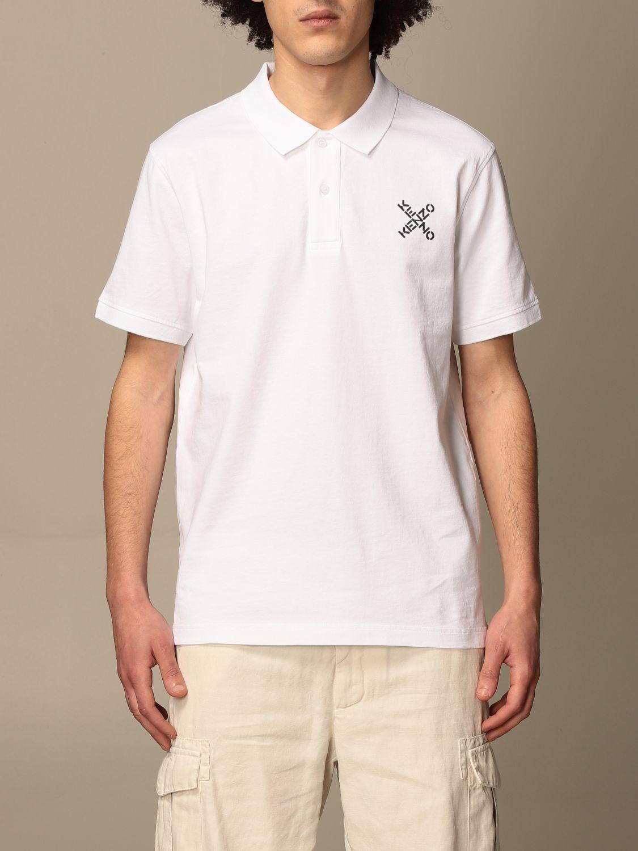 Polo Kenzo: Camiseta hombre Kenzo blanco 1