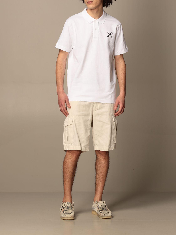 Polo Kenzo: Camiseta hombre Kenzo blanco 2