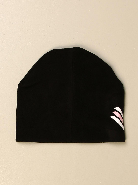 Cappello Palermo: Cappello Atten a berretto Palermo nero 2