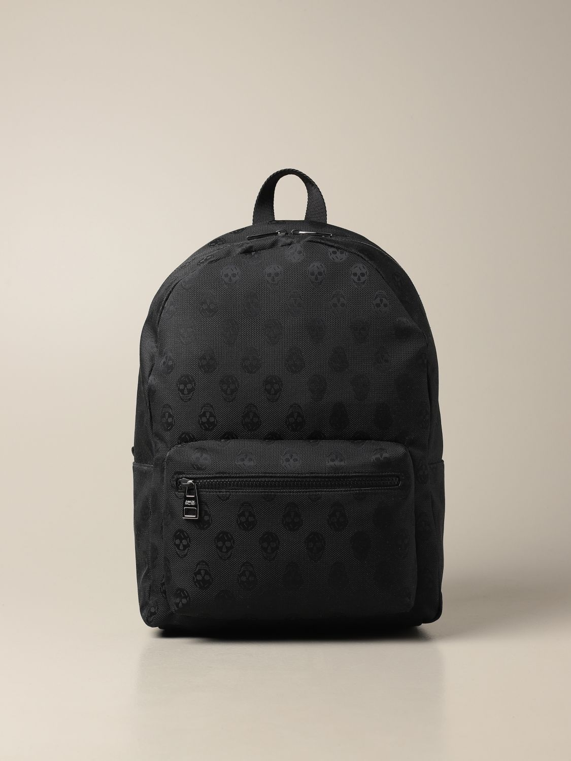 Backpack Alexander Mcqueen: Backpack men Alexander Mcqueen black 1