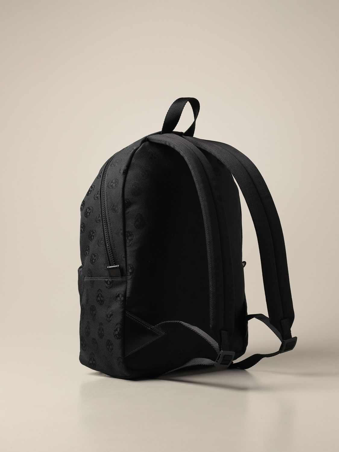 Backpack Alexander Mcqueen: Backpack men Alexander Mcqueen black 3