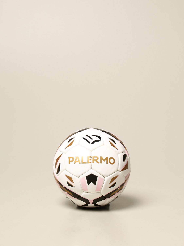 Accessori Palermo: Pallone mini Palermo con stemma bianco 1