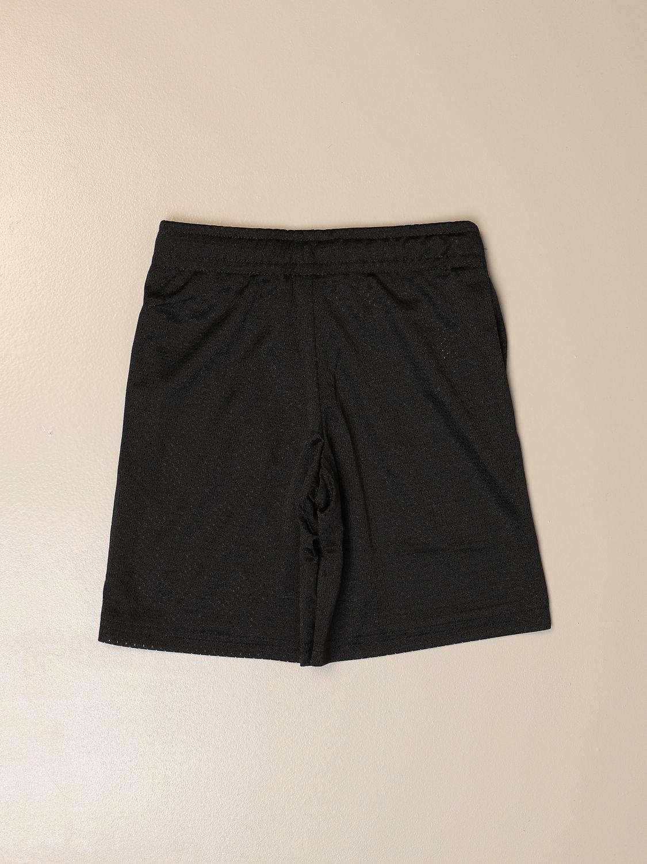 Pantalón corto Diesel: Pantalón corto niños Diesel negro 2