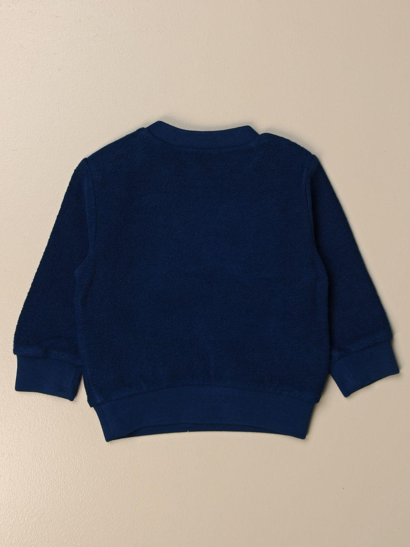 Maglia Dsquared2 Junior: Felpa Dsquared2 Junior in cotone con logo blue 2