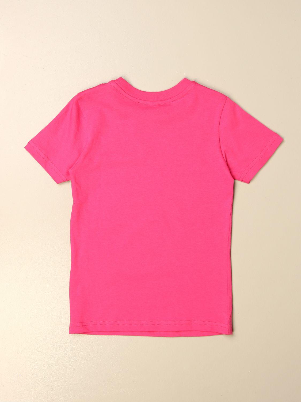 Camisetas Diesel: Camisetas niños Diesel fucsia 2