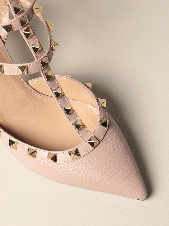 Sandalen mit Absatz Valentino Garavani: Sandalen mit absatz damen Valentino Garavani pink 4