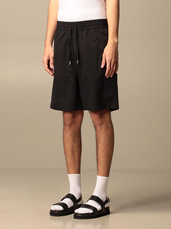 Pantalones cortos Heron Preston: Pantalones cortos hombre Heron Preston negro 3