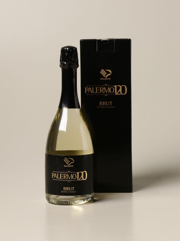 Accessori Palermo: Bottiglia celebrativa 120 anni Palermo nero 1