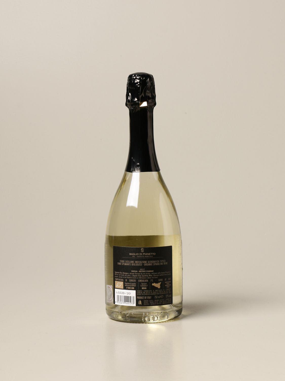 Accessori Palermo: Bottiglia celebrativa 120 anni Palermo nero 2