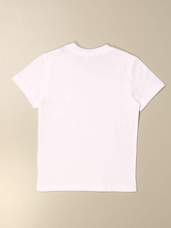 Camiseta Diesel: Jersey niños Diesel blanco 2